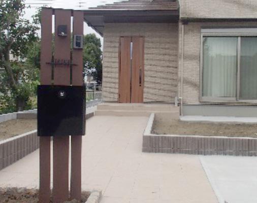機能門柱タイプ02